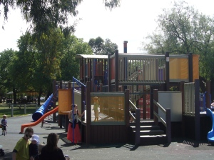 Lake Weeroona Playground