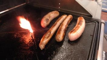sausage sizzle Bendigo